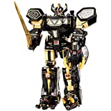 SDCC 2015 Power Rangers Limited Black Edition Legacy Megazord