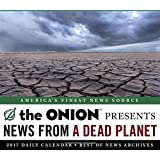 The Onion 2017 Daily Calendar