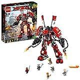 Lego Fire Mech Building Sets