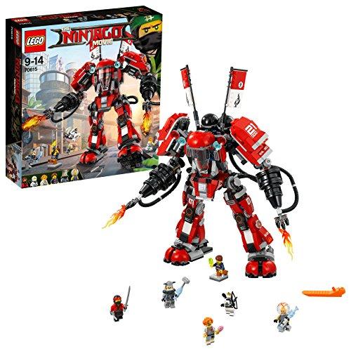 LEGO Ninjago - Fire Mech - Mech Ninjago Lego Samurai