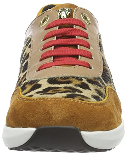 Marc Cain Fb Sh.03 L36 - Zapatillas Mujer Beige (Sand 606)