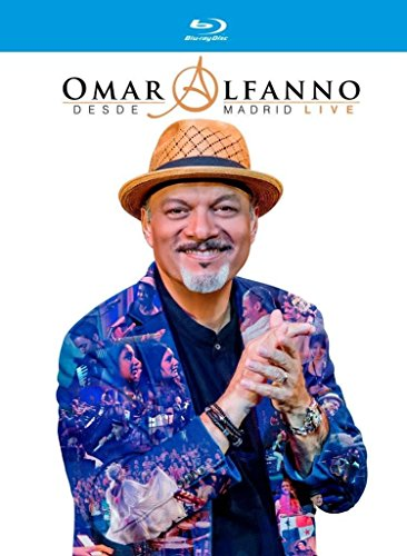Omar Alfanno Desde Madrid Live [Blu-ray]