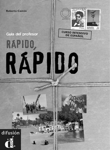 Rapido, Rapido. : Guia Del Profesor