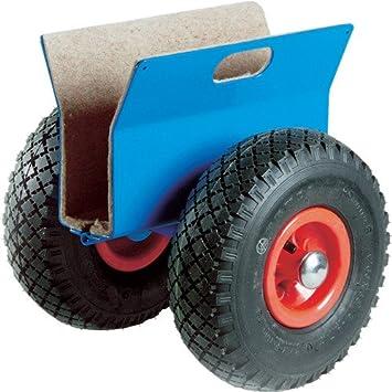 Rouleur porte-panneaux - force 250 kg - pneumatiques - support panneaux 15 – 70 mm - Porte-panneaux Chariot pour