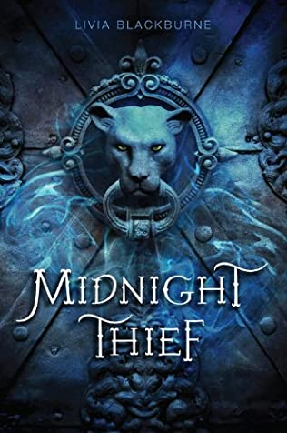 book cover of Midnight Thief