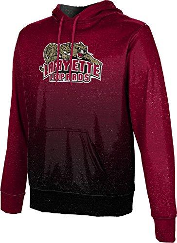 ProSphere Lafayette College Men's Hoodie Sweatshirt - Ombre (Large) (La Zip Line Lafayette)
