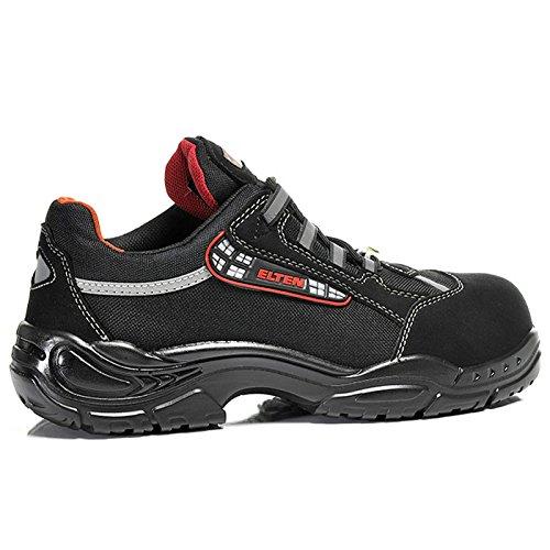 Elten 72992-38 - Taglia 38 esd s2 scotty basso calzatura di sicurezza - multicolore