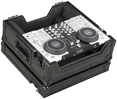 Marathon Flight Road Case MA-4MXBLK Black Series - Case To Hold 1 X Hercules 4mX Digital Music Controller