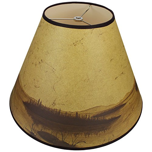 FenchelShades.com Lake of the Woods Lampshade 7