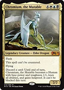 Magic: The Gathering - Chromium, the Mutable - Core Set 2019