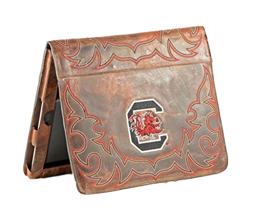 Gameday iPad Case Cover South Carolina Gamecocks Brass USC-IP086-1