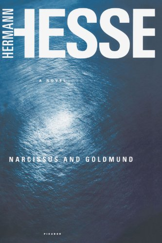 Book: Narcissus and Goldmund - A Novel by Hermann Hesse
