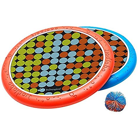 itsImagical 83892 - Set de dos discos voladores y pelota: Amazon ...