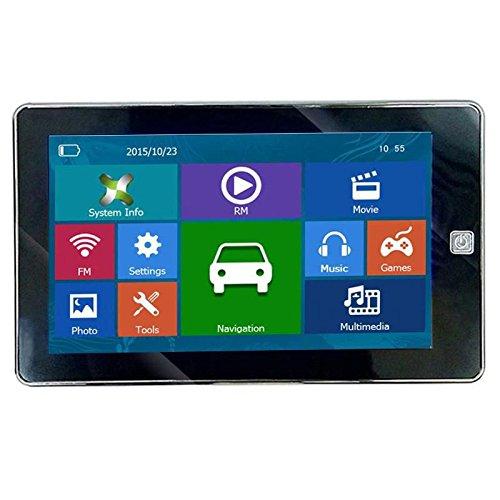 Cellys GPS Tablette Multimédia Capacité de Stockage - 8G, Dimensions de l écran - 5 Pouces