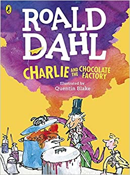 Charlie and the Chocolate Factory (Colour Edition): Amazon.co.uk ...