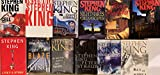 Stephen King Hardcover Novel Collection 12 Book Set