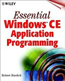 img - for Essential Windows(r) CE Application Programming book / textbook / text book