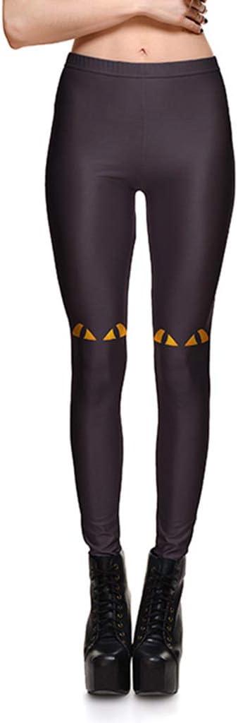 Fafalisa - Leggings para Mujer, diseño de Ojos de Gato, Talla Grande, elásticos 3D: Amazon.es: Juguetes y juegos
