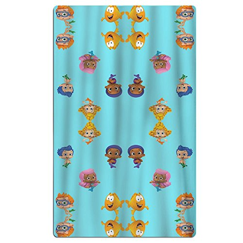 Henhao5 NEW Bubble Guppies Super Absorbent And Soft Teens Beach Pool Towels - Towels well-wreapped
