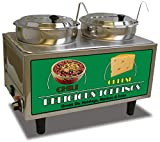 Benchmark 51072 Chili and Cheese Warmer, 21'' Length x 13'' Width x 17'' Height