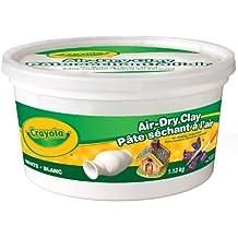 Crayola Air Dry Clay, 1.13 kg bucket