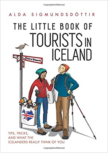 The The Little Book of Tourists in Iceland by Alda Sigmundsdottir travel product recommended by Emily Cheng on Lifney.