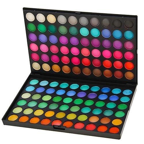 safe2buy2000 120 Lidschatten Farbe Palette Makeup Make-Up Set Professional [safe2buy2000]