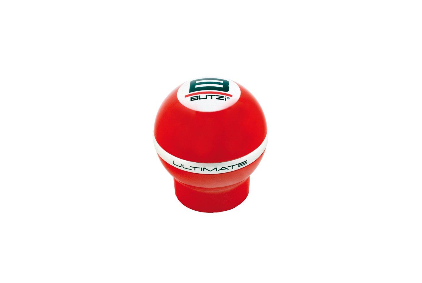 Rosso Con Siringa SUMEX Bza1240 Butzi Pomello Leva Cambio Butzi