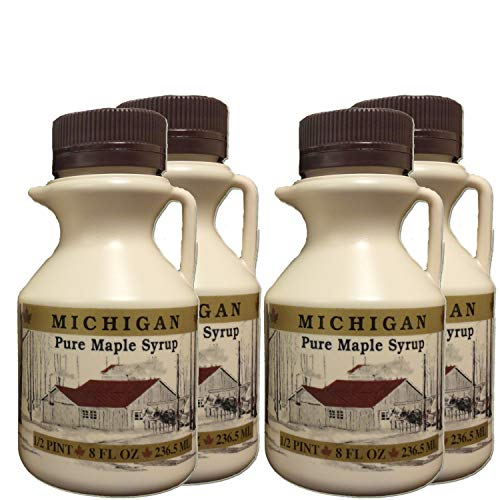 Traverse Bay Farms 100% Pure Michigan Maple Syrup - 4-8 oz. bottles