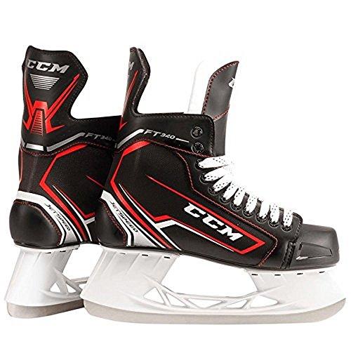 Ccm Jetspeed Ft340 Junior Ice Hockey Skates ( SK340J-JR ) – DiZiSports Store