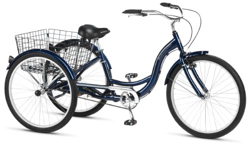 Schwinn Meridian Adult 26 Inch 3 Wheel