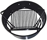 Cheap Yard Tuff YTF-36FRG 36-inch Fire Ring with Grate