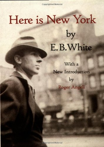 Some Review  Adam Gopnik on an E B  White Biography for Kids   The