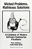 img - for Wicked Problems, Righteous Solutions: A Catologue of Modern Engineering Paradigms by Peter DeGrace (1990-05-19) book / textbook / text book