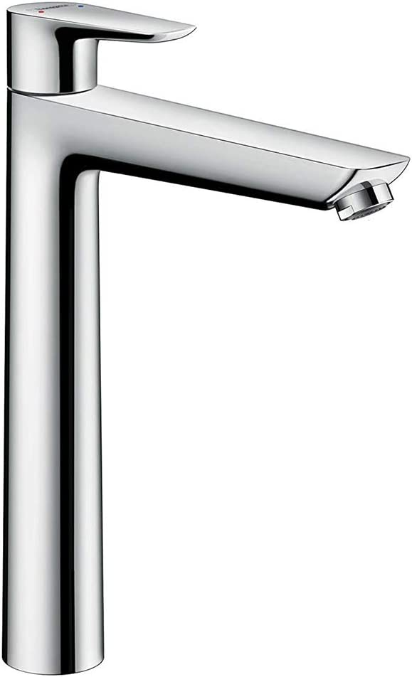 Hansgrohe 71716000 Talis E grifo de lavabo, 240 mm, cromo: Amazon ...
