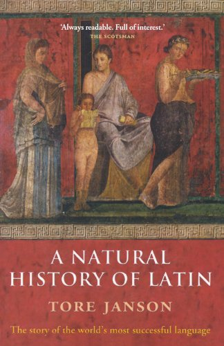 A Natural History of Latin by imusti