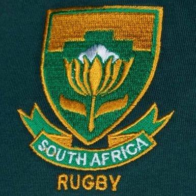 Oficial Sudáfrica Springboks Rugby Polo camiseta de Asics, Unisex ...