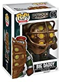 "Funko POP Games: Bioshock - Big Daddy 6"" Action Figure"