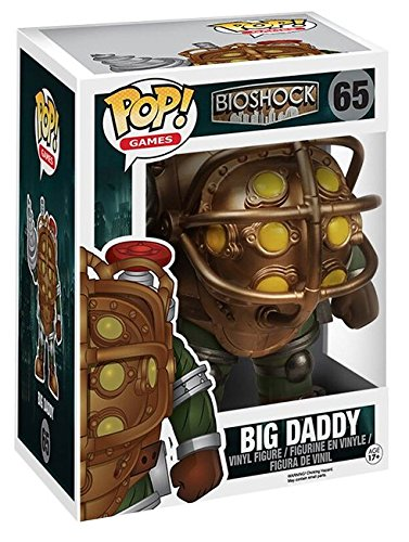 Funko Pop! - Vinyl Games Bioshock 6 Big Daddy (6169)