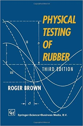 Physical Testing of Rubber - Third Edition
