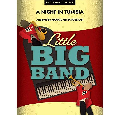 Jazz Big Band Arrangement (Hal Leonard A Night In Tunisia - Little Big Band Series Level 3 - 4)