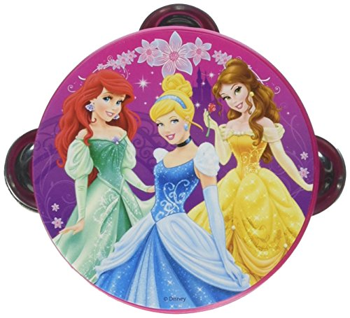 Disney Princess Tambourine (6 Piece/Pack) - 26627PRN