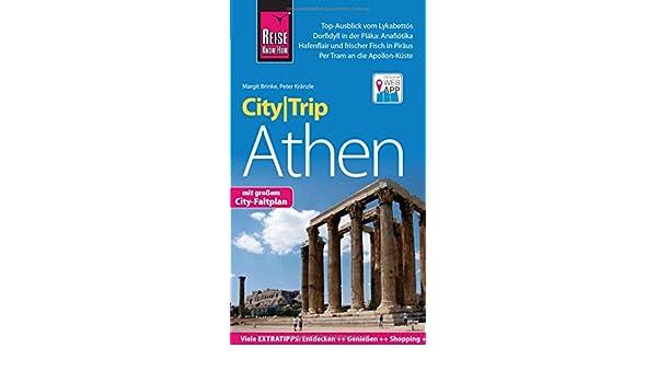 Reise Know-How CityTrip Athen: Reiseführer mit Stadtplan und ...