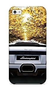 Perfect Lamborghini Case Cover Skin For Iphone 5c Phone Case