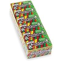 Fruit Stripe Bubble Gum, 1.8 Ounce Pack, 12 Count