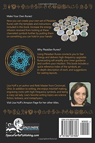 Pleiadian Runecasting Connect With Star Energy And Upgrade Your Frequency Lisa Huff 9781982047696 Amazon Books