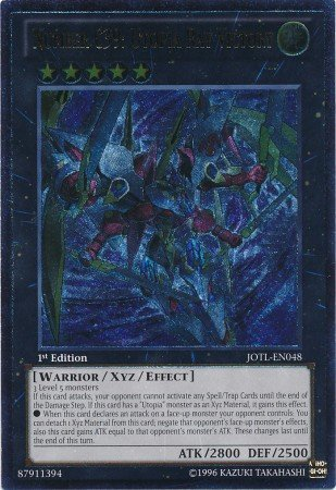 Yu-Gi-Oh! - Number C39: Utopia Ray Victory  - Judgment of
