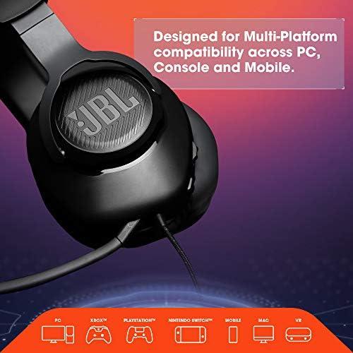 JBL Quantum 100 – Casque gaming - Actualités des Jeux Videos