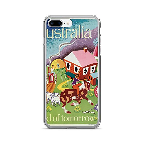 vintage-poster-australia-iphone-7-plus-case