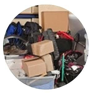 alfombrilla de ratón Almacenamiento de garaje - ronda - 20cm